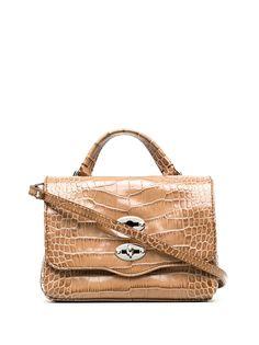 Zanellato мини-сумка на плечо Postina