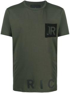 John Richmond футболка с короткими рукавами
