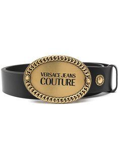 Versace Jeans Couture ремень с тисненым логотипом