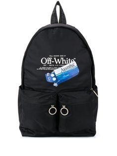 Off-White рюкзак Pascal Medicine