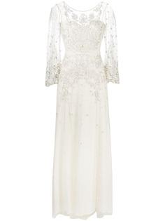 Jenny Packham свадебное платье Apache с вышивкой