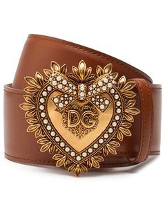 Dolce & Gabbana ремень Sacred Heart