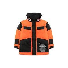 Пуховая куртка Dsquared2