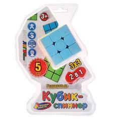 Головоломка Играем вместе Кубик-спиннер 3х3