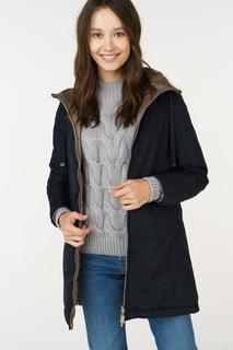 Куртка женская GEOX W8428U синяя 40