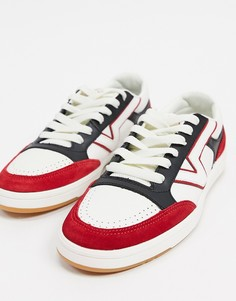 Спортивные кроссовки Vans lowland-Белый