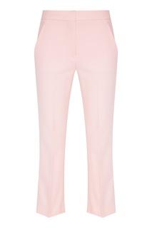 Классические брюки розового цвета Stella Mc Cartney