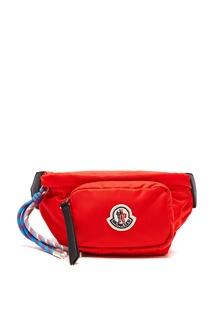 Красная поясная сумка Felicie Moncler