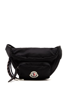 Черная поясная сумка Felicie Moncler