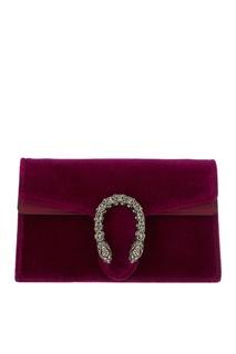 Бархатная сумка Dionysus Gucci