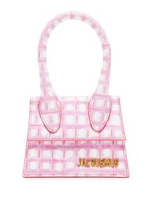 Клетчатая мини-сумка Le Chiquito Jacquemus