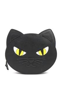 Небольшая сумка Cat Bag Moschino