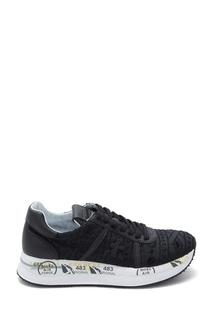 Черные кроссовки CONNY VAR 4616 Premiata