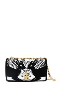 Компактная кожаная сумка Lola Burberry