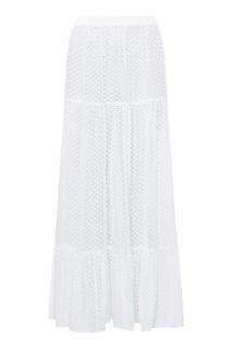 Белая юбка Manon Eres