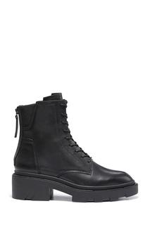 Кожаные ботинки Moody Ash