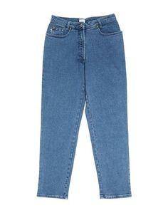 Джинсовые брюки Moschino Teen