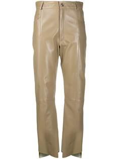 Manokhi брюки прямого кроя