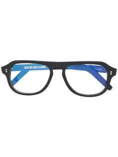 Cutler & Gross очки-авиаторы