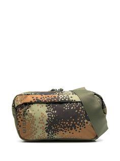 Herschel Supply Co. поясная сумка с камуфляжным принтом