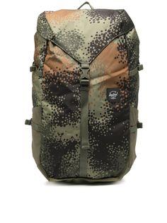 Herschel Supply Co. рюкзак Barlow с камуфляжным принтом