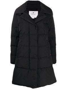 Woolrich длинное стеганое пальто