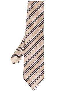 Brioni галстук в полоску