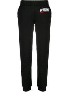Moschino домашние брюки Under Where?