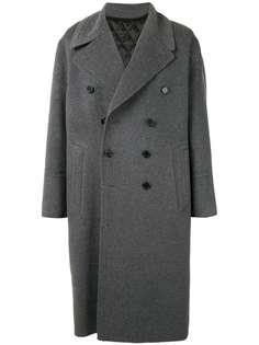 SONGZIO двубортное пальто