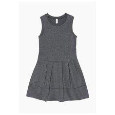 Платье Acoola размер 122, серый