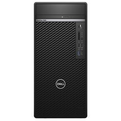 Настольный компьютер DELL Optiplex 7080 MT (7080-7908) Micro-Tower/Intel Core i9-10900K/16 ГБ/512 ГБ SSD/NVIDIA GeForce RTX 2070 SUPER/Windows 10 Pro черный