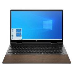Ноутбук HP Envy x360 15-ed0025ur (22N92EA), темно-серый/ореховый