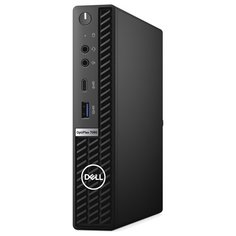 Настольный компьютер DELL Optiplex 7080 (7080-6925) Intel Core i9-10900/16 ГБ/512 ГБ SSD/Intel UHD Graphics 630/Windows 10 Pro черный