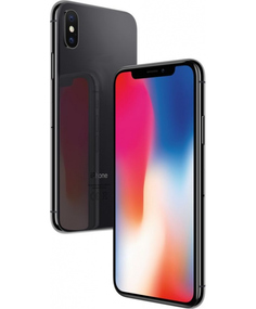 Сотовый телефон APPLE iPhone X - 64Gb Space Grey FQAC2RU/A восстановленный