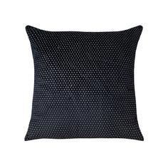 Подушка декоративная Sofi De Marko Мулен Руж черная 45х45 см