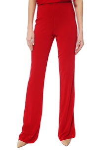 Брюки женские DKNY A43P721M99 красные 2 US