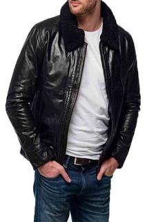 Кожаная куртка Strellson
