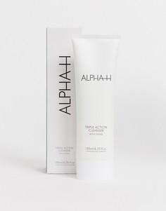 Очищающее средство тройного действия с экстрактом тимьяна 185 мл ALPHA-H-Бесцветный
