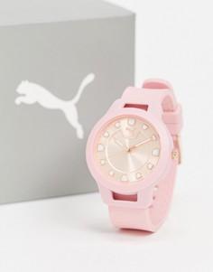 Розовые часы Puma-Розовый