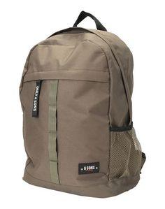 Рюкзаки и сумки на пояс Only & Sons