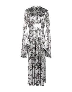 Длинное платье Paco Rabanne