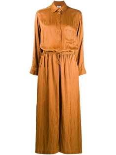 Zadig&Voltaire платье-рубашка Radial