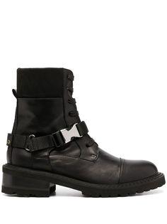 Via Roma 15 ботинки с пряжками