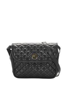 Yves Saint Laurent Pre-Owned стеганая сумка через плечо