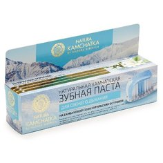 Зубная паста Natura Siberica Для свежего дыхания, 100 мл