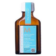 Moroccanoil Средство легкое восстанавливающее для тонких и светлоокрашенных волос, 25 мл