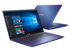 Ноутбук ASUS X509JP-EJ065T 90NB0RG3-M02890 (Intel Core i5-1035G1 1.0 GHz/8192Mb/512Gb SSD/nVidia GeForce MX330 2048Mb/Wi-Fi/Bluetooth/Cam/15.6/1920x1080/Windows 10 Home 64-bit)