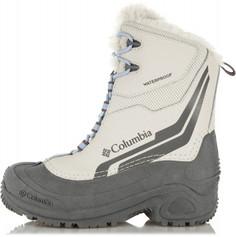 Ботинки утепленные для девочек Columbia Youth Buga Plus Iv, размер 37.5