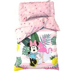 Постельное белье Disney Spring Palms Минни Маус 1,5-спальное