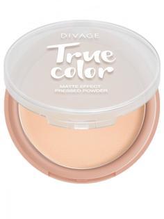 Пудра Divage компактная True Color № 04 sand